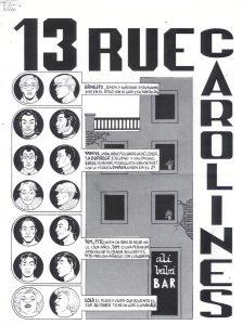 13 Rue Carolines
