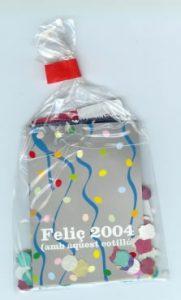 Feliç 2004 ( amb aquest cotilló )