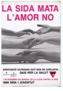La sida mata l'amor no